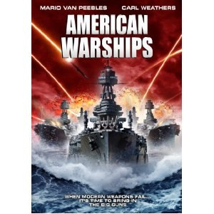 American Warships - DVD cover