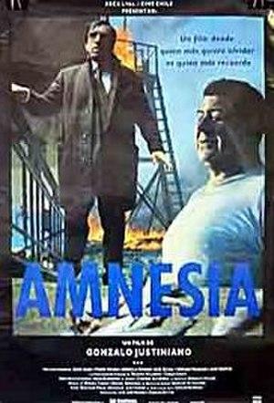 Amnesia (1994 film) - Film poster