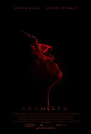 Anamorph (film) - Theatrical release poster