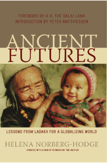 Ancient Futures book cover for 2009 edition