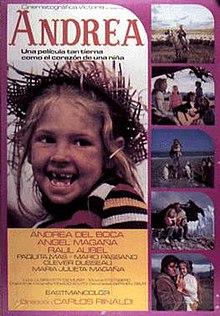 Andrea movie dominican republic