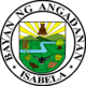 Official seal of Angadanan