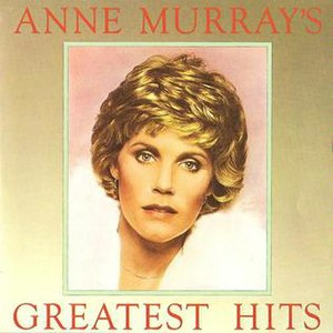 Anne Murray's Greatest Hits - Image: Anne Murray's Hits 1980