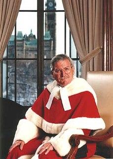 Antonio Lamer 16th Chief Justice of Canada