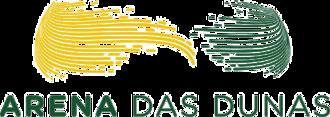 Arena das Dunas - Image: Arena das Dunas Logo