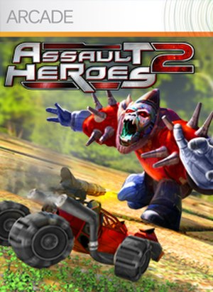Assault Heroes 2 - Image: Assaultheroes 2cover