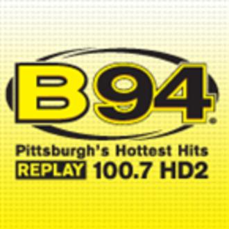 WBZZ - WBZZ's HD2 Logo Known as B94 Replay