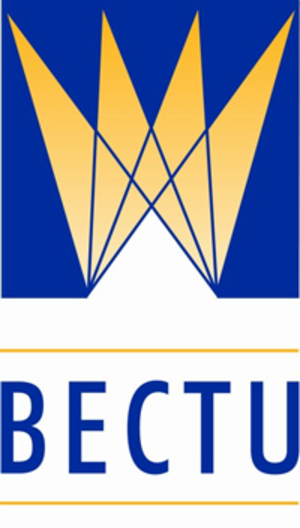 Broadcasting, Entertainment, Cinematograph and Theatre Union - Image: BECTU logo