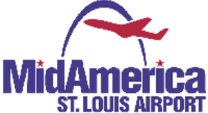 MidAmerica St. Louis Airport - Image: BLV logo