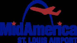 MidAmerica St. Louis Airport - Image: BLV logo