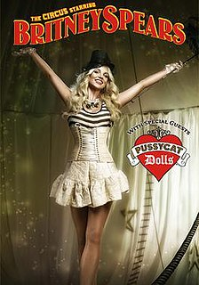 The Circus Starring Britney Spears concert tour