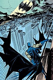 Batlight Shines On Line For Dark Knight >> Bat Signal Wikipedia