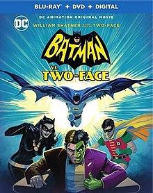 Batman Vs Two Face Wikipedia