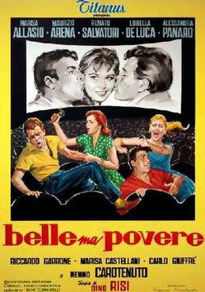 Pretty But Poor - Image: Belle ma povere