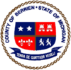 Official seal of Berrien County