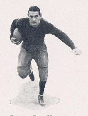 1927 Florida Gators football team - Captain Middlekauff.