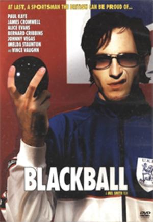 Blackball (film) - DVD cover of Blackball