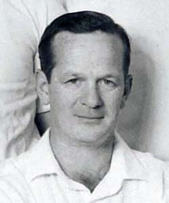 Bob Vance (cricketer) - Bob Vance in 1962