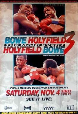 1995 boxing match