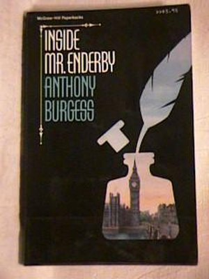 Inside Mr. Enderby - 1984 McGraw-Hill edition