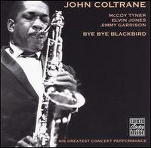 Bye Bye Blackbird (John Coltrane album) - Image: Bye Bye Blackbird