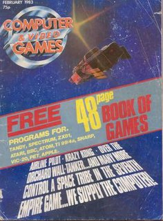 <i>Computer and Video Games</i> UK video game magazine and website
