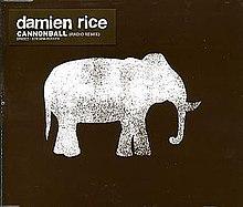 musica cannonball damien rice