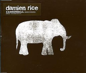 Cannonball (Damien Rice song) - Image: Cannonball damien rice