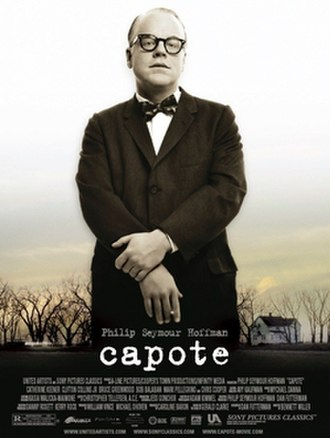 Capote (film) - Theatrical release poster