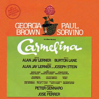 Carmelina - Original Cast Recording