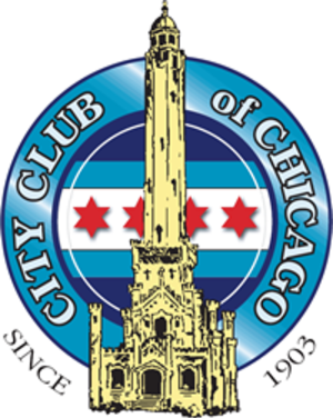 City Club of Chicago - Image: Cityclublogo