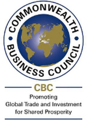 Commonwealth Business Council - Logo of the CBC