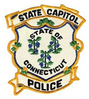Connecticut State Capitol Police - Image: Connecticut Capitol Police