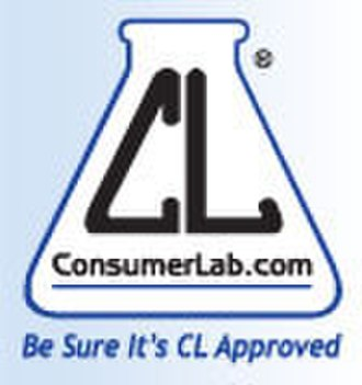 ConsumerLab.com - Image: Consumer Lab Logo