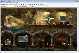 Creatures (video game series) - Creatures 2 added 16-bit graphics and a larger world