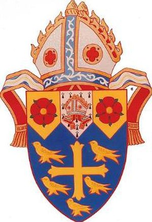 Anglican Diocese of New Westminster - Image: Crest DNW