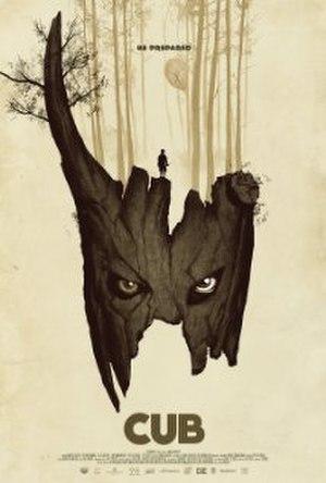 Cub (film) - English language film poster
