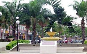 Senawang - Senawang Commercial Park