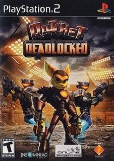 <i>Ratchet: Deadlocked</i>