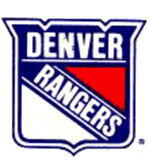 Denver Rangers - Image: Denver Rangers