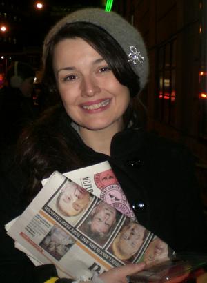 Dianne Pilkington - Dianne Pilkington, June 2007