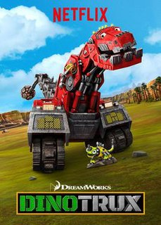 <i>Dinotrux</i> Television series