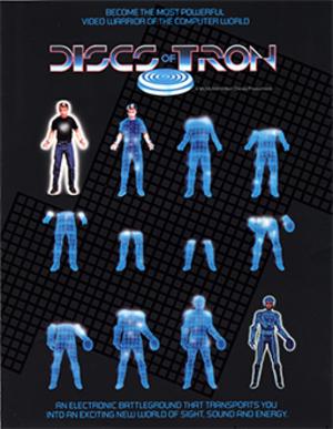 Discs of Tron - Image: Discs of Tron Flyer