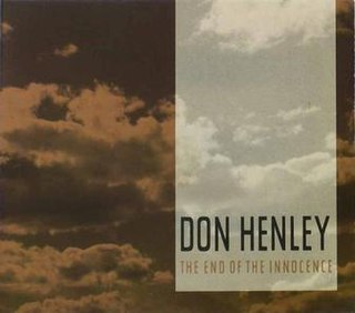 The End of the Innocence (song) 1989 single by Don Henley