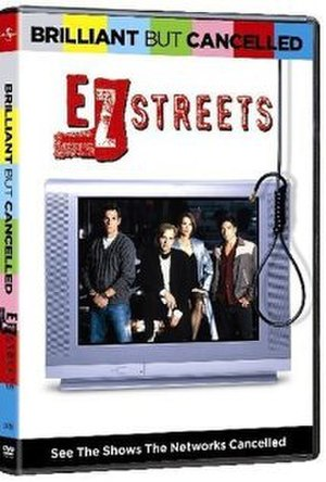 EZ Streets - DVD cover