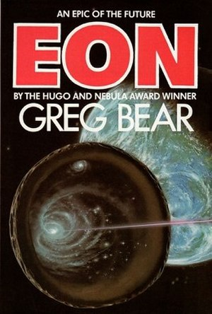 The Way (Greg Bear) - The cover art of Eon