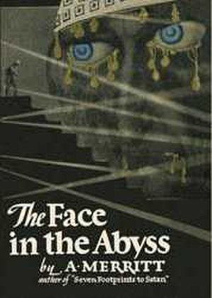 The Face in the Abyss - Dust-jacket from the first edition