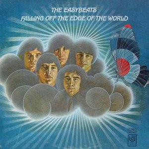 Vigil (album) - Image: Falling Off The Edge Of The World Easybeats album cover