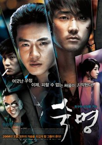 Fate (2008 film) - Theatrical poster