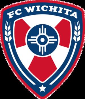 FC Wichita - Image: Fc wichita logo